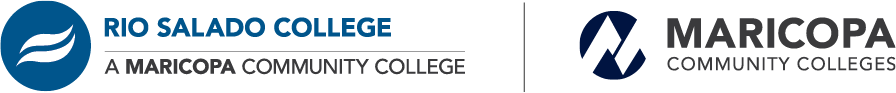Rio Salado College and Maricopa Community Colleges Logos